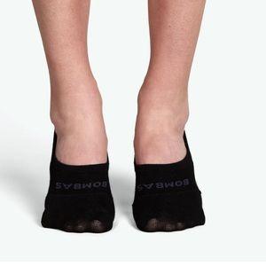 (3) BOMBAS Lightweight No Shows socks